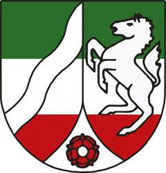 NRW-Wappen